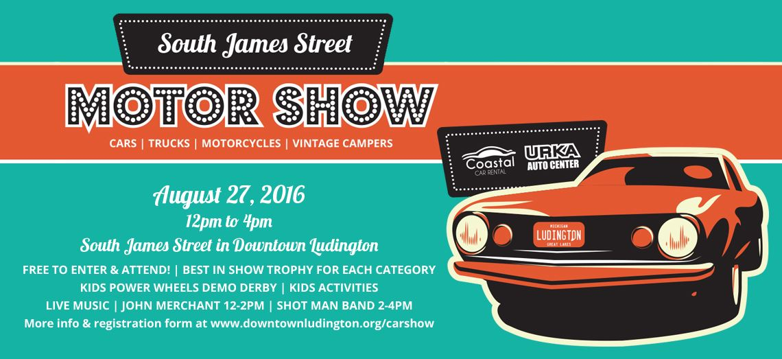 S James St Motor Show